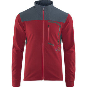 Fox Attack Fire Veste Homme, cardinal